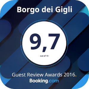 Booking Guest Review Awards 2016: 9.7/10